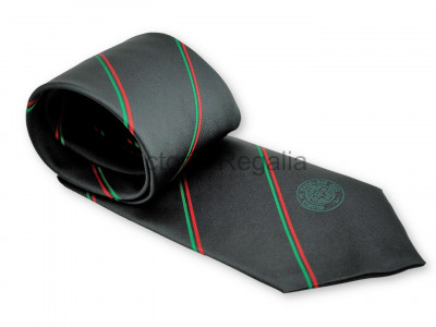 Woven Royal Order of Scotland Black Tie