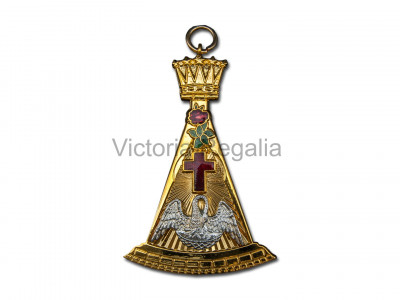 18th Degree Members Collar Jewel