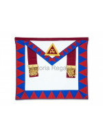 Royal Arch Principal Apron - Finest - Lambskin - English Constitution