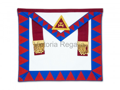 Royal Arch Principal Apron - Lambine - Standard - English Constitution