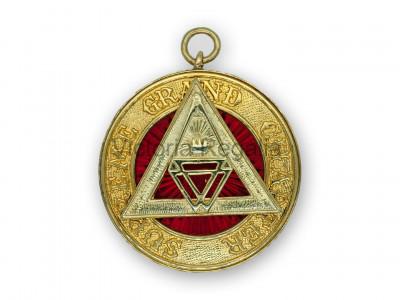 Grand Chapter Past Rank Collar Jewel - English Constitution