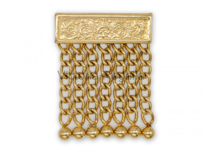 Masonic Single Tassle Gilt