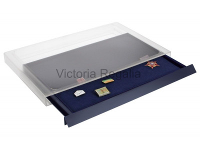 Stackable Display Tray for Masonic Pins