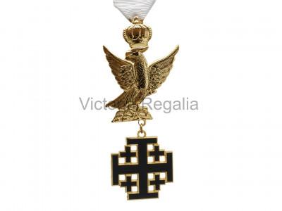 KHS Commander / Past Commander Breast Jewel - English Constitution