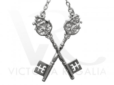 Irish Craft Treasurer Officers Collar Jewel