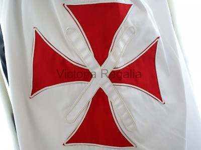 Knights Templar Mantle for the Grand Commandery of Scotland