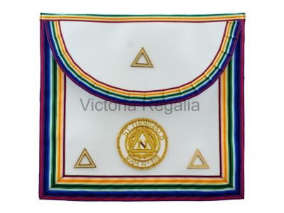 PCN Apron RAM with Lodge & Council Badge  - SCOTTISH
