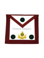 Red Cross Knight's  Past MEC apron - SCOTTISH