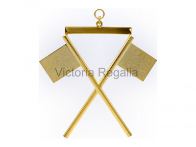 Banner Bearer Royal Order of Scotland Officers Collar Jewels