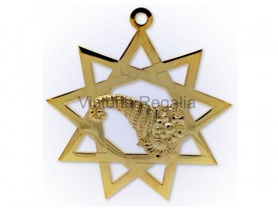 Steward Royal Order of Scotland Officers Collar Jewels