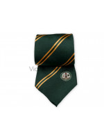 Allied Degree Silk Tie - English Constitution