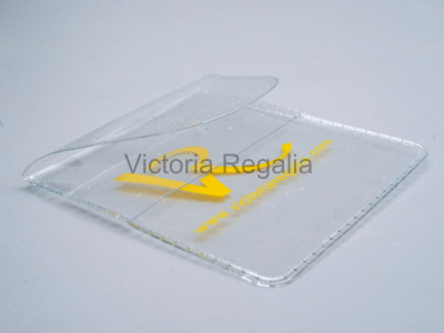 Masonic Token Sleeve Clear Protective Case for Coins - Set of 10